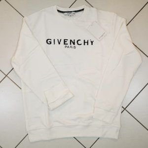 Givenchy mens sweaters crewenck 100% Cotton